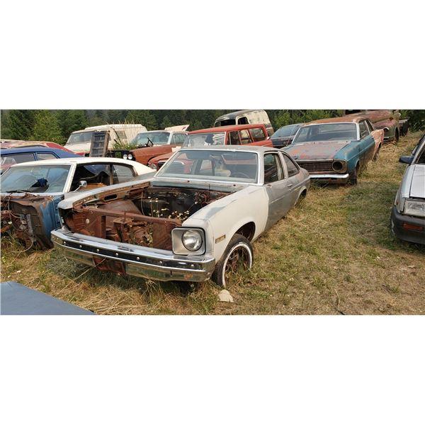1977 Nova/Acadian - parts car