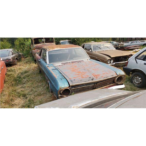 1968 Ford Falcon Sport Coupe