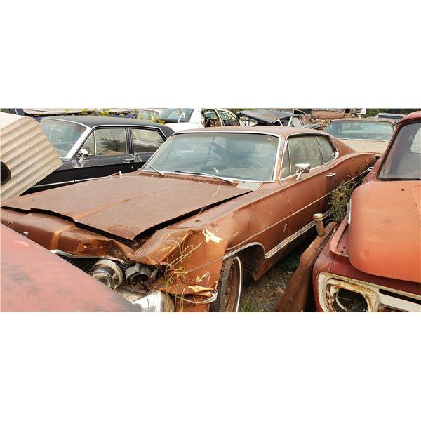 1968 Mercury Parklane - parts car, good 390 w/ 4 barrel