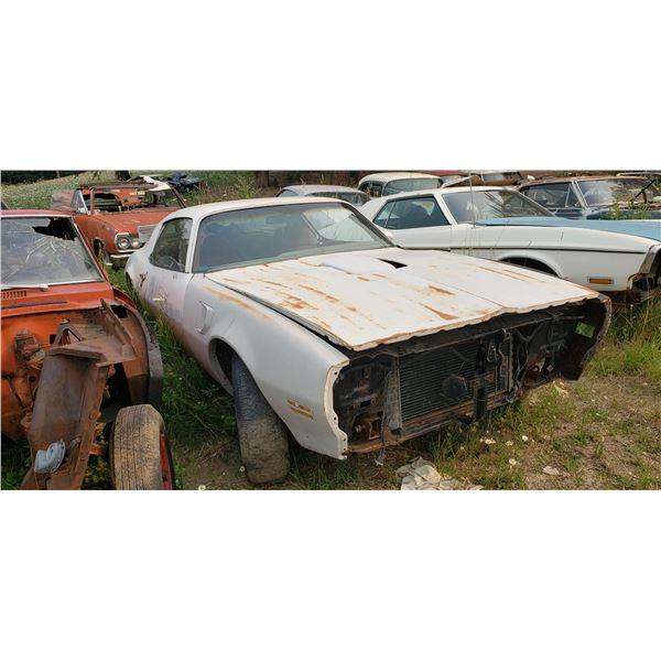 1972 Ford Mustang - parts car
