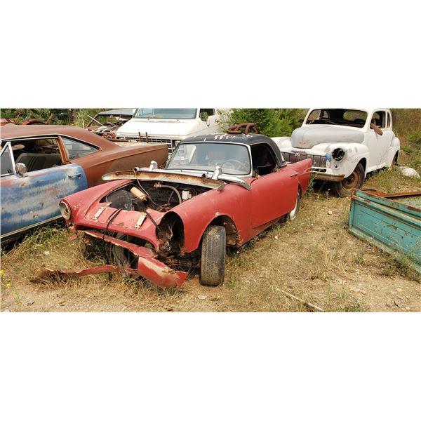 1961 Sunbeam Alpine - parts car