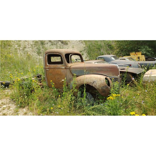 1940 Ford - drag project