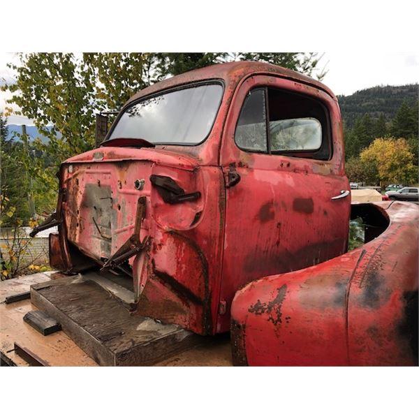 1948-52 Ford F100 Cab