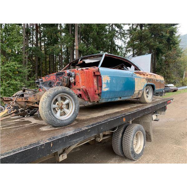 1965 impala 2 door hard top