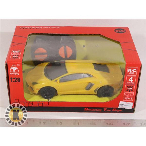 RC REMOTE CONTROL SPORT CAR