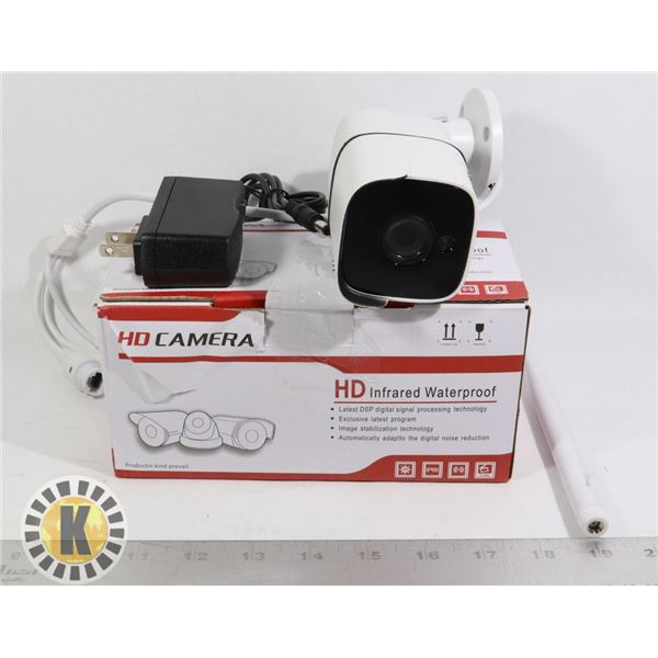 HD INFRARED WATER PROOF WIRELESS SECURITY CAMERAS