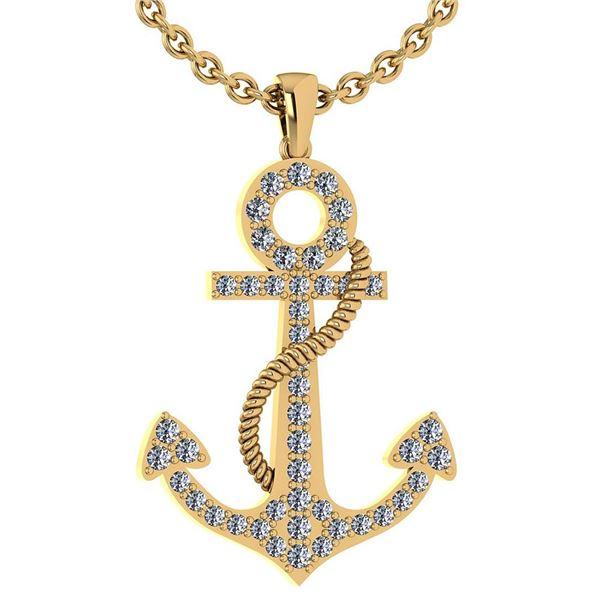 Certified 1.25 Ctw Diamond Nekless For womens New Expre