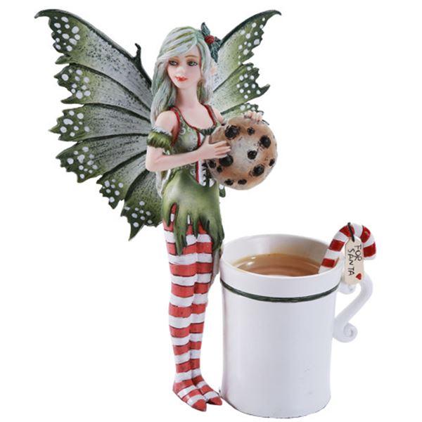 CUP FAIRY CHRISTMAS
