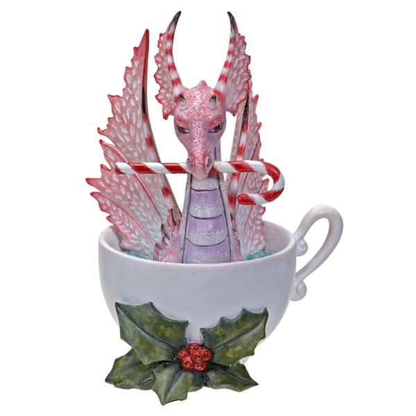 PERFECTLY PEPPERMINT DRAGON