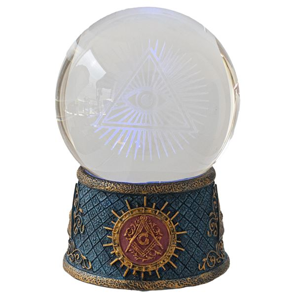 MASONIC LED BALL