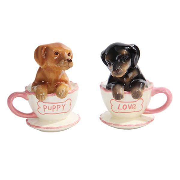 DACHSHUND PUPPIES IN TEA CUP