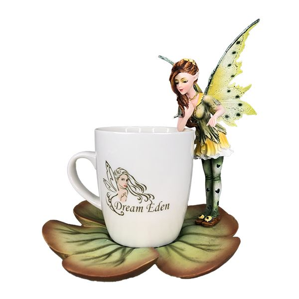 RED TEA CUP FAIRY
