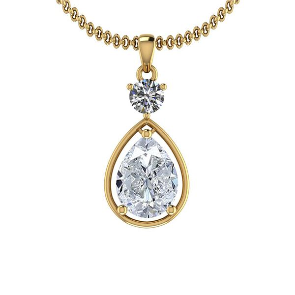 Certified 3.05 Ctw White Aquamarine And Diamond I2/I3 1