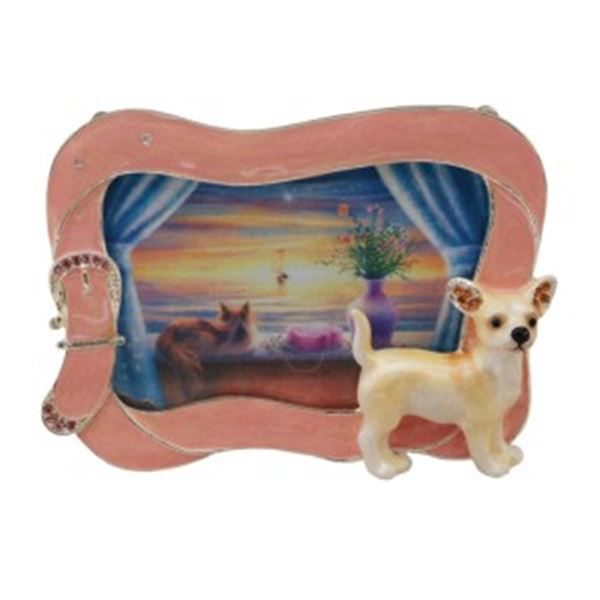 CHIHUAHUA PICTURE FRAME