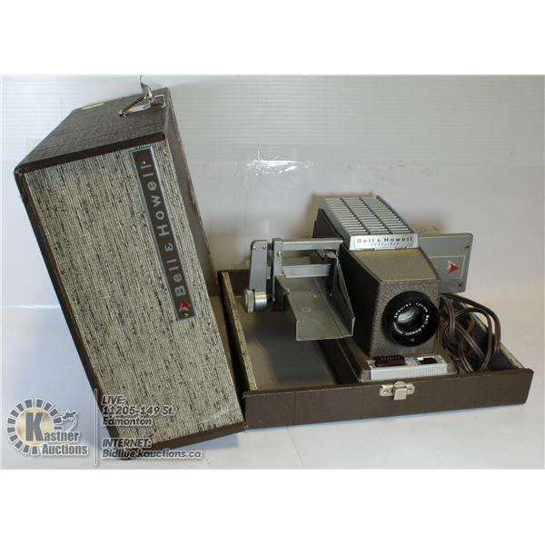 VINTAGE BELL & HOWELL PROJECTOR