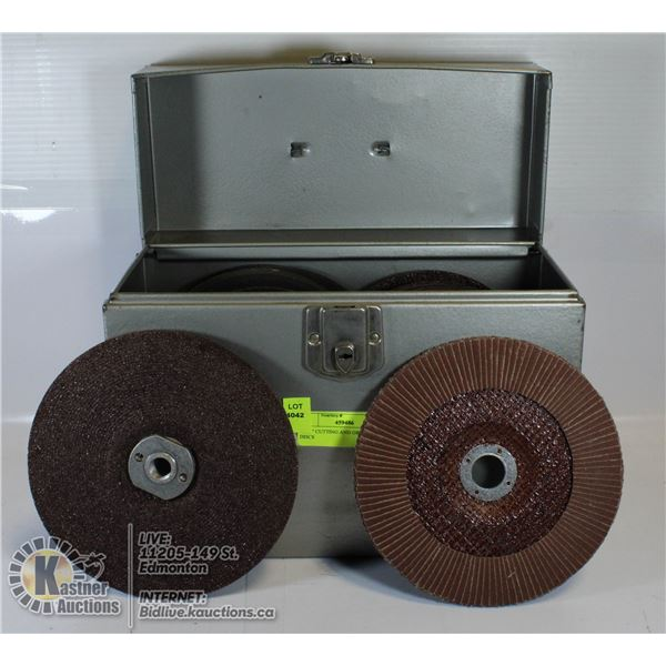 """20+ 7"""" CUTTING AND GRINDING DISCS"""