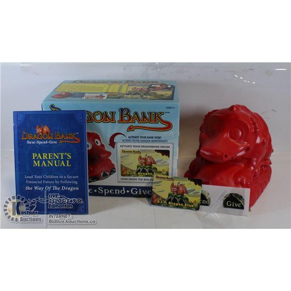 DRAGON'S DEN BANK