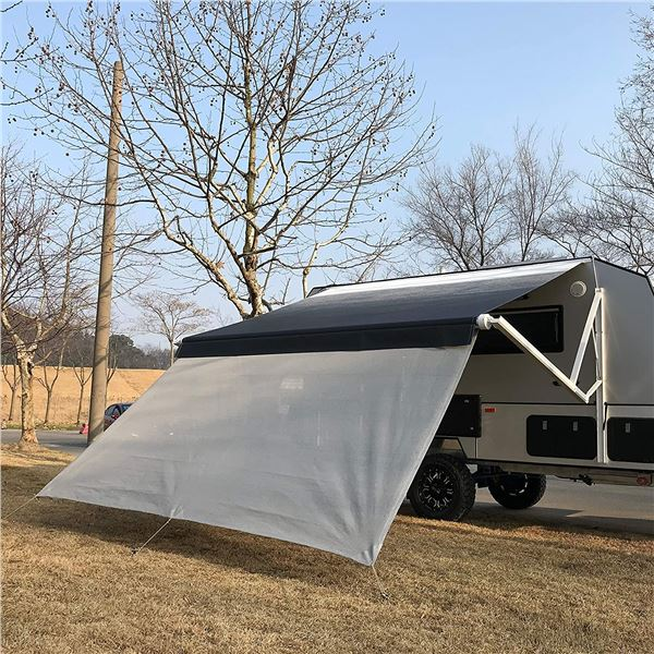 RV DELUXE AWNING SCREEN