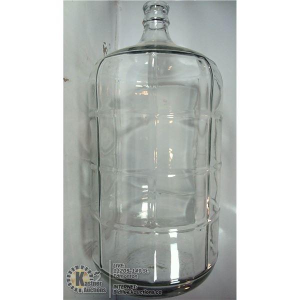 23 LITRE GLASS CARBOY