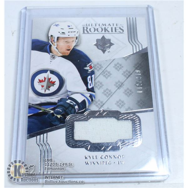 2016-17 ULTIMATE KYLE CONNOR JERSEY ROOKIE YEAR