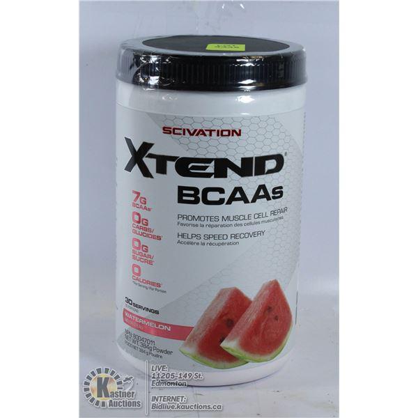 SCIVATION XTEND BCAAS POWDER WATERMELON 384G