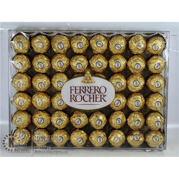 48 PACK FERRERO ROCHER CHOCOLATE