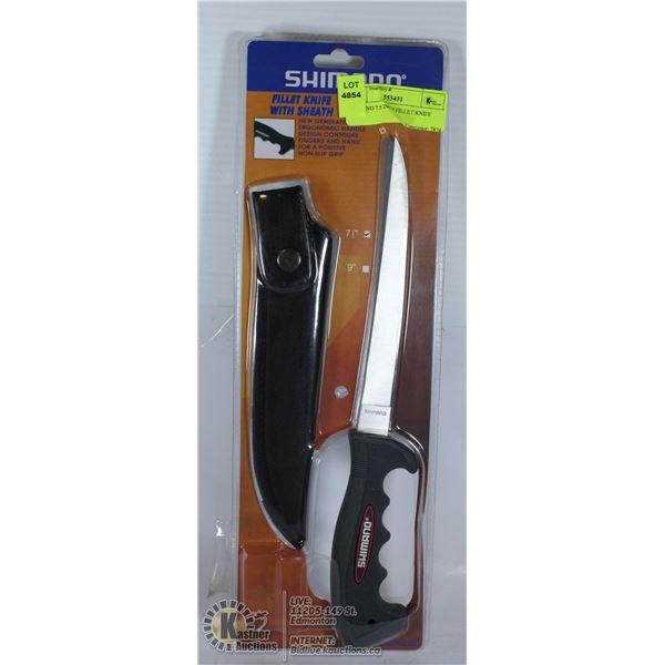 SHIMANO 7.5 INCH FILLET KNIFE