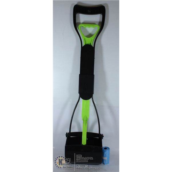 COLLAPSIBLE SCOOPER