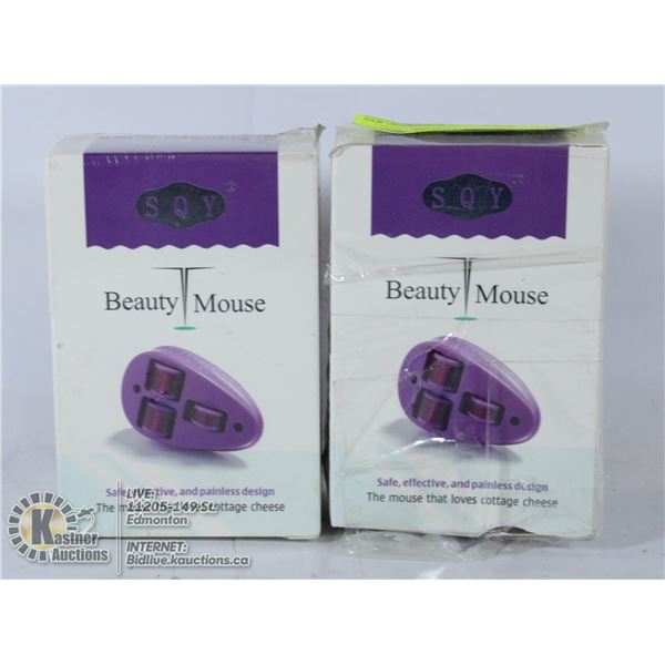 UNCLAIMED BEAUTY MOUSE