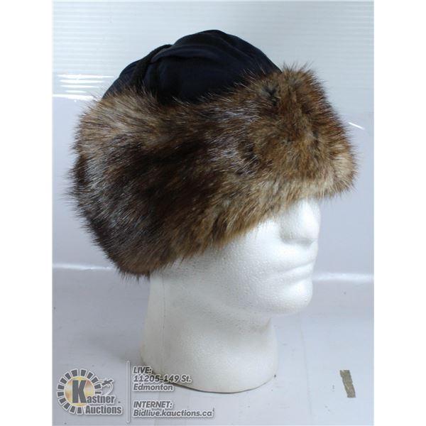 RCMP BEAVER HAT