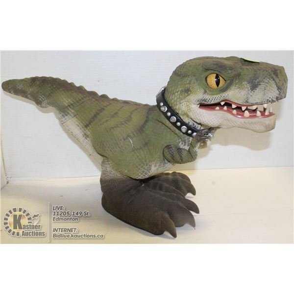 PREHISTORIC PETS LARGE DINOSAUR MOTION ACTIVATED