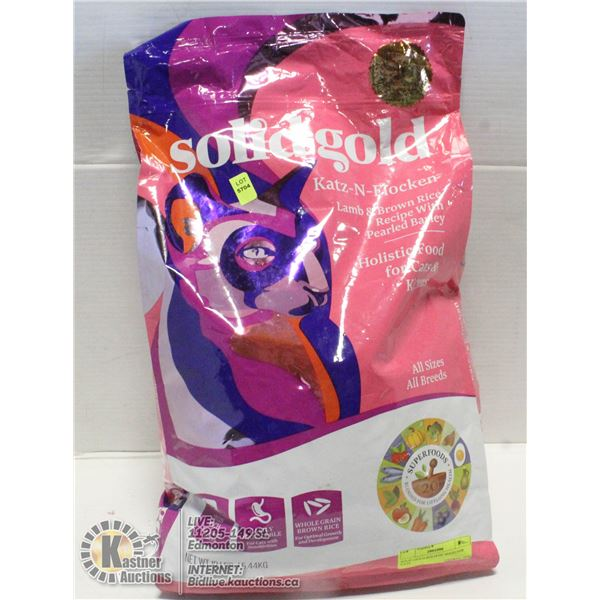 SOLID GOLD HOLISTIC FOOD FOR CATS