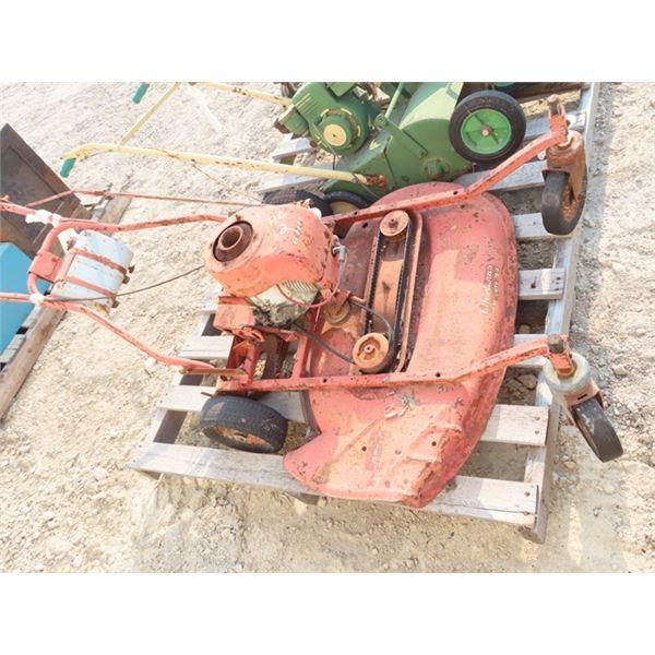 Whirlwina Heavy Duty 34 6 HP Mower