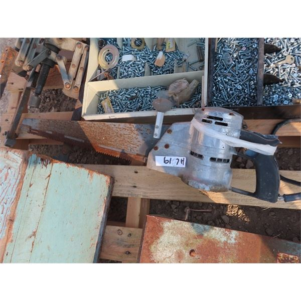 Power Saw & Puller