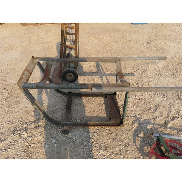 Portable Barrel Stand