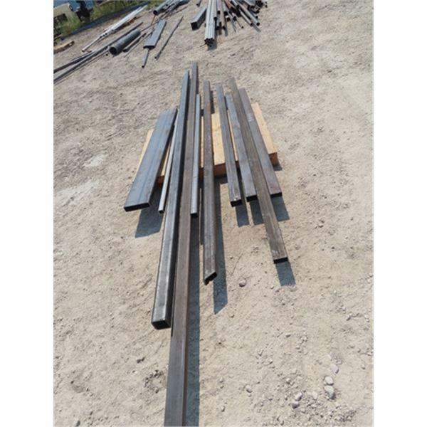 "Angle Pipe Tubing 2"" -8"", 6'-21' Approx 4500 LBS"