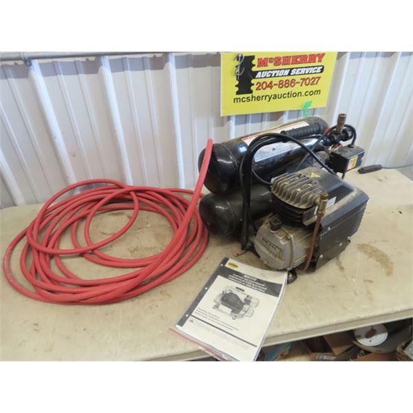Prime MK 246 Air Compressor & Hose