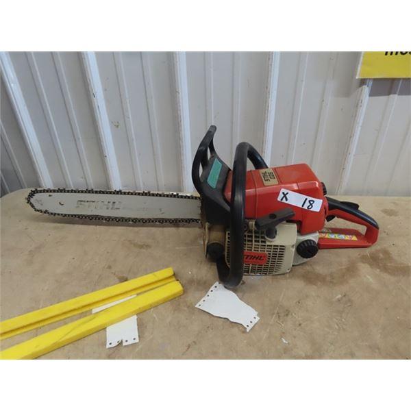 Stil 025 Chain Saw