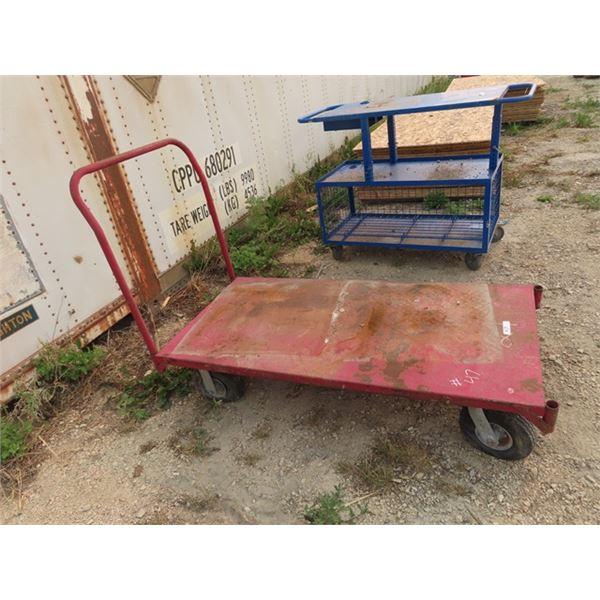 "Warehouse Cart 30"" x 60"""