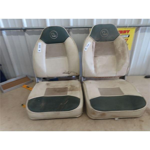 2 Boat Seats