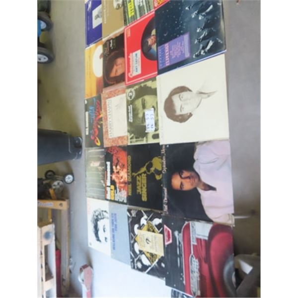 Approx 40 Records Jazz/Blues - Various Artists