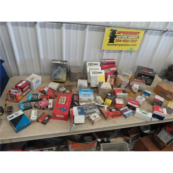 Autoparts , Carb Kit, Ignition, Filters, Bearings Plus More!