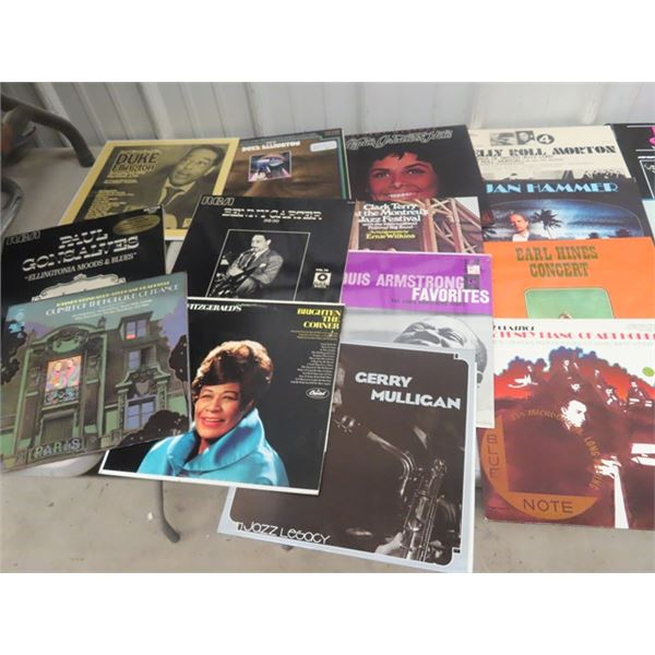 Approx 43 Records- Blues/Jazz- Various Artists