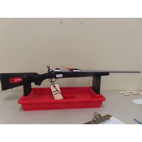 New Savage 116 TR HNT 30-06 Spring BA S#K644072 Stainless Barrel & 1 Magazine -New w Box & Trigger L