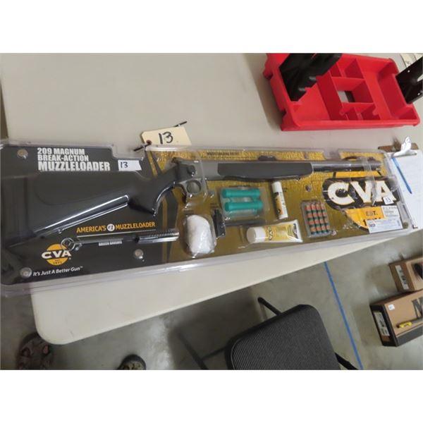 New CVA Optima V2 50 Cal SS w Accessories S# 61-13-048233-19 - New w Box & Trigger Locks-MUST HAVE P
