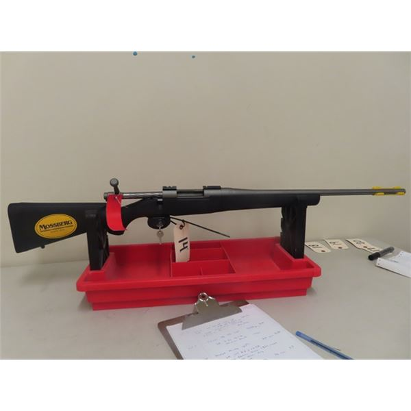 New Mossberg Mdl Patriot BA 22-250 Rem, Synthetic Stock, Fluted Stainless Barrel, S#MPR0294203 - w 1