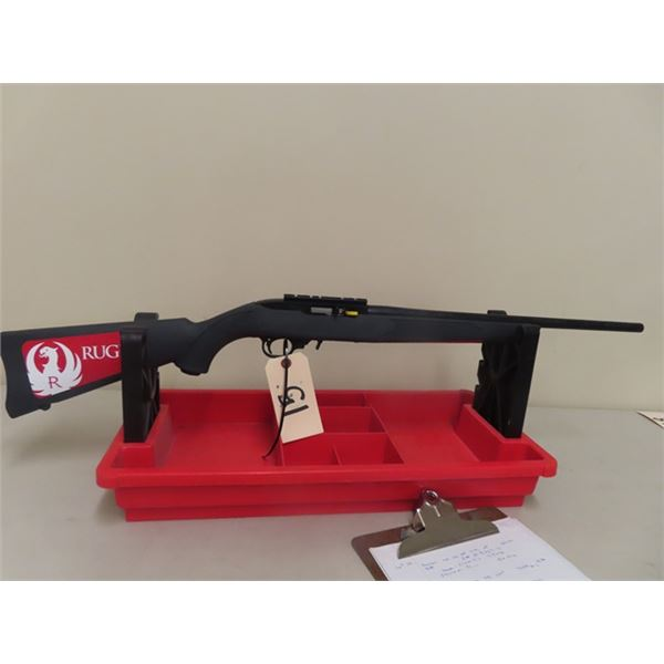 """New Ruger Mdl 10/22 22 LR SA - 18.5"""", 1 Magazine S#001841718 - New w Box & Trigger Locks-MUST HAVE P"""