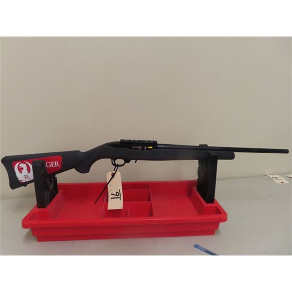 """New Ruger 10/22 22 LR SA 18.5"""" w 1 Magazine S#001841716-New w Box & Trigger Locks-MUST HAVE PAL TO P"""