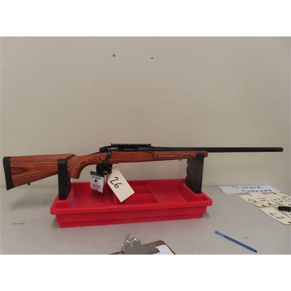New Remington MDl 783 BA 22-250 Rem Brown Lam- 1 Magazine, S#RA49160B - New w Box & Trigger Locks-MU