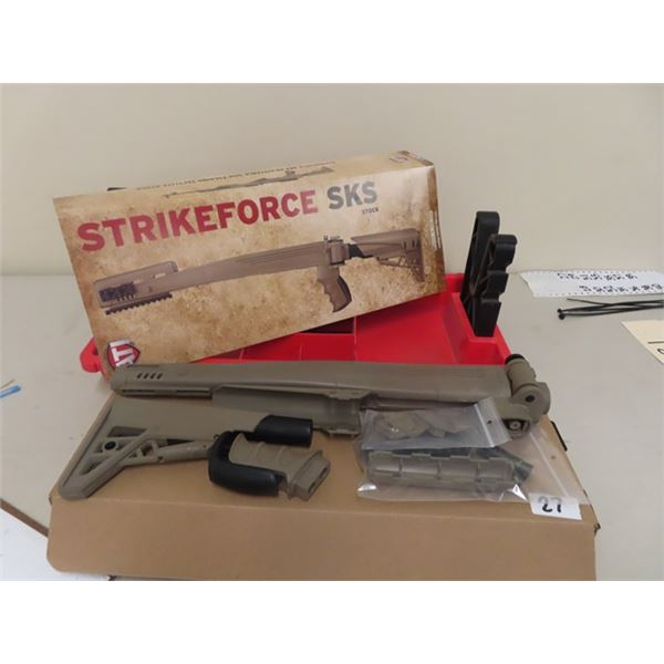 New SKS AT1 Stike Force - Folding Composite Stock & Fore Arm